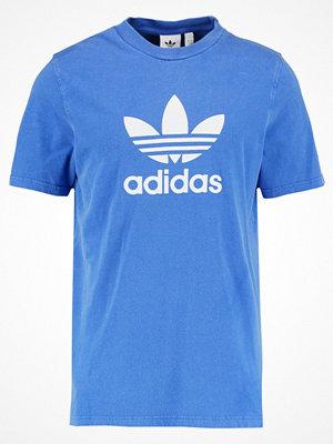 Adidas Originals ADICOLOR TREFOIL Tshirt med tryck blue