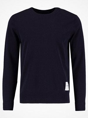 Calvin Klein Jeans SONAT SLIM FIT Stickad tröja night sky