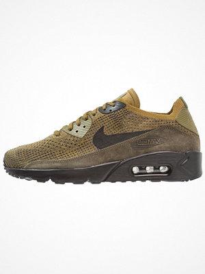 Nike Sportswear AIR MAX 90 ULTRA 2.0 FLYKNIT Sneakers olive flak/black/cargo khaki
