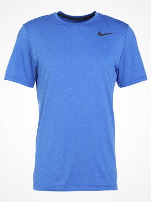Nike Performance BREATHE HYPER DRY Tshirt bas light racer blue/hyper royal/black