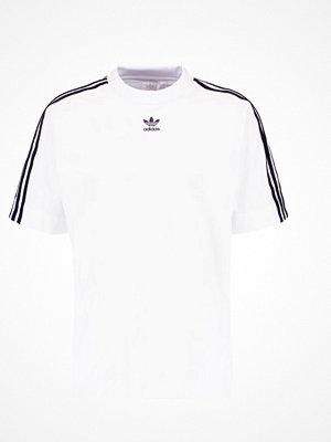 Adidas Originals ADICOLOR WARMUP Tshirt med tryck white