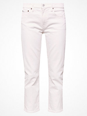Polo Ralph Lauren WAVERLY Jeans straight leg chalk white