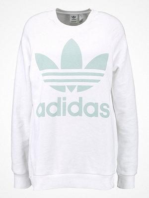 Adidas Originals ADICOLOR OVERSIZED  Sweatshirt white