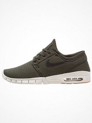 Nike Sb STEFAN JANOSKI MAX Sneakers sequoia/black/medium brown/light bone