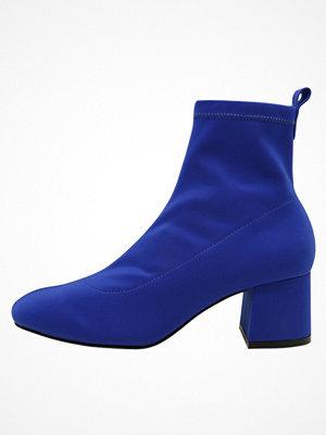 Topshop BUTTERCUP SOCK BOOT Stövletter blue