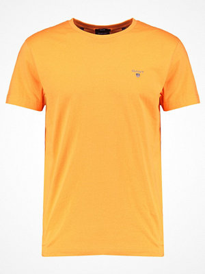 Gant SOLID Tshirt bas papaya orange