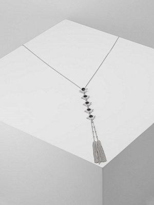 Topshop JET NECK Halsband silvercoloured