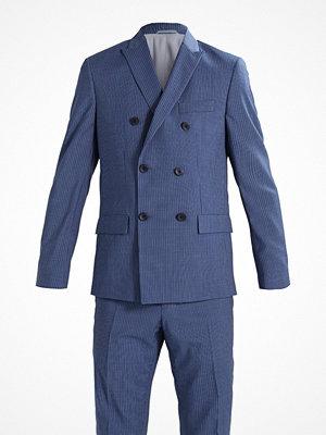 Kavajer & kostymer - Calvin Klein TAREC/PARIS EXCLUSIVE PINSTRIPE Kostym blue