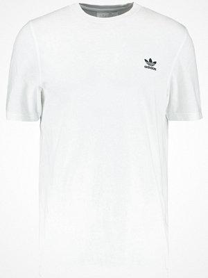 Adidas Originals ADICOLOR STANDARD Tshirt med tryck white
