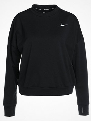 Nike Performance THERMA SPHERE CREW Funktionströja black/reflective silver