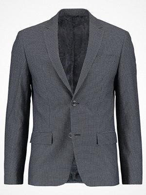 Kavajer & kostymer - Calvin Klein SPECKLED GRID TEXTURE Kavaj blue