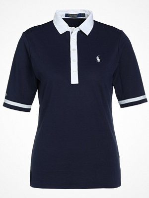 Pikétröjor - Polo Ralph Lauren Golf TECH  Tshirt med tryck french navy