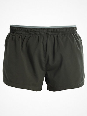 Nike Performance SHORT ELEVATE SHORT  Träningsshorts sequoia/clay green/reflective silver