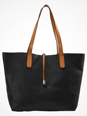 Handväskor - New Look ROSIE REVERSABLE  Handväska black