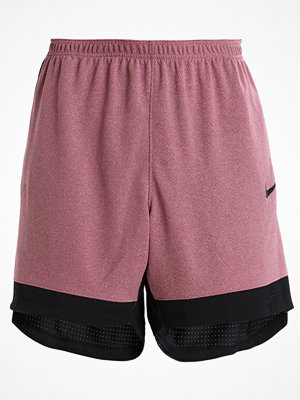 Nike Performance DRY SHORT ELITE Träningsshorts rush maroon/black/black