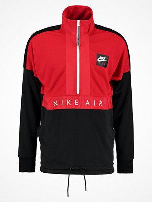 Nike Sportswear AIR HALF ZIP Vindjacka university red/black/white