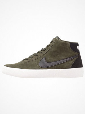 Nike Sb BRUIN HI Höga sneakers sequoia/black/summit white