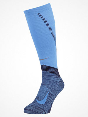 Nike Performance ELITE COMPRESSION OVER THE CALF RUNNING  Knästrumpor cobalt pulse/neutral indigo/black