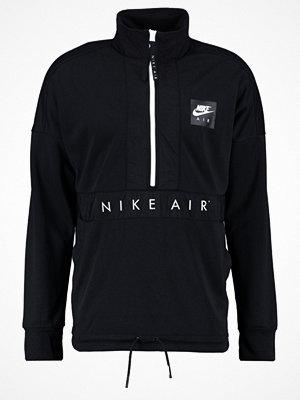 Nike Sportswear AIR HALF ZIP Vindjacka black/white
