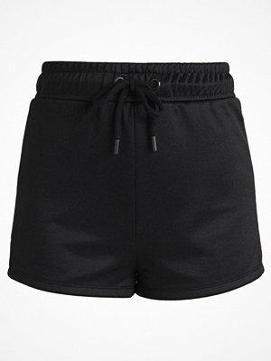 Topshop RAINBOW SIDE STRIPE RUNNER Shorts black