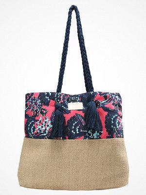 Roxy mönstrad shopper GIMINI Shoppingväska rouge red