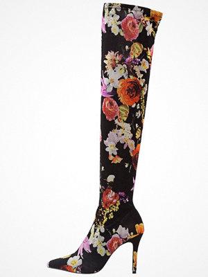 Miss Selfridge KATIE FLORAL Klassiska stövlar multicolor bright