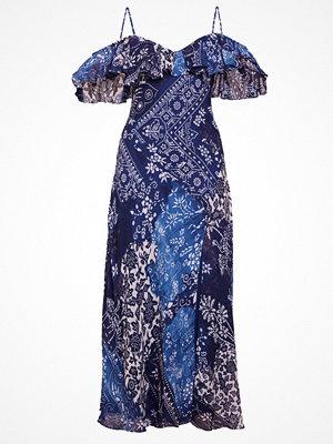 Polo Ralph Lauren Maxiklänning batik