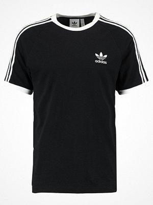 Adidas Originals ADICOLOR 3STRIPES TEE Tshirt med tryck black