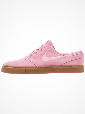 Nike Sb ZOOM STEFAN JANOSKI Sneakers pink/sequoia/dark brown/medium brown/light brown