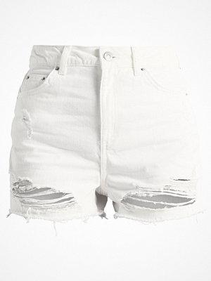 Topshop NEW MOM Shorts white
