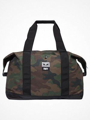 Obey Clothing DROP OUT DUFFLE Weekendbag field camo
