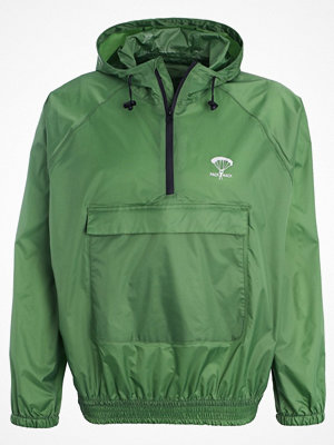Packmack PARACHUTE POPOVER Regnjacka hunter green