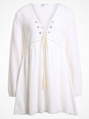 Strandplagg - Somedays Lovin SLIDING CURRENTS TUNIC DRESS Strandaccessoar  off white