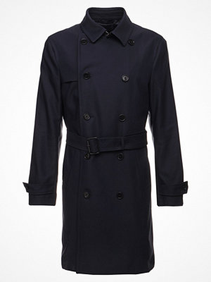 Trenchcoats - Banana Republic CORE Trenchcoat navy