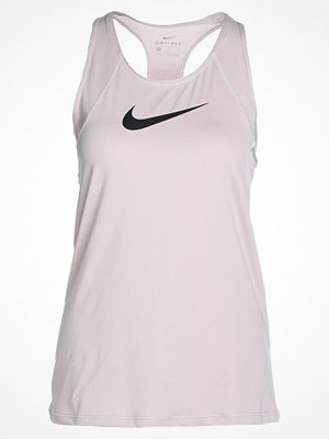 Nike Performance TANK ALL OVER Funktionströja particle rose/black