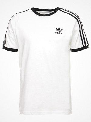 Adidas Originals ADICOLOR 3STRIPES TEE Tshirt med tryck white