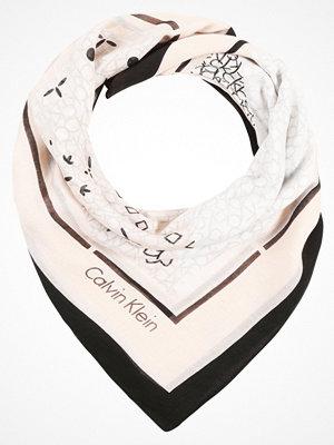 Calvin Klein BANDANA SCARF Scarf scallop shell