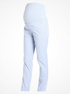 Anna Field MAMA omönstrade byxor Chinos light blue
