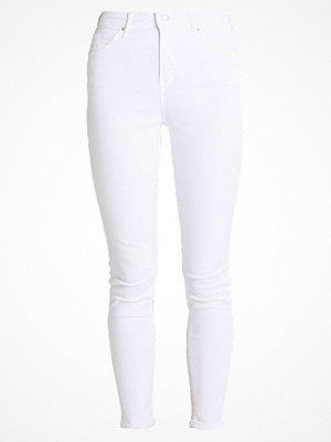 Topshop JAMIE NEW Jeans Skinny Fit white