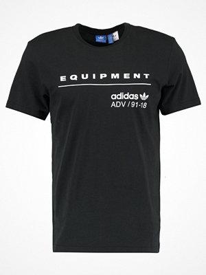 Adidas Originals CLASSIC Tshirt med tryck black