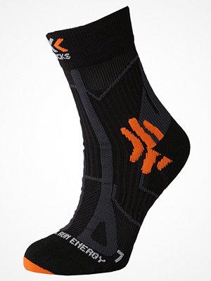 X Socks XSOCKS TRAIL RUN ENERGY  Träningssockor black/anthracite