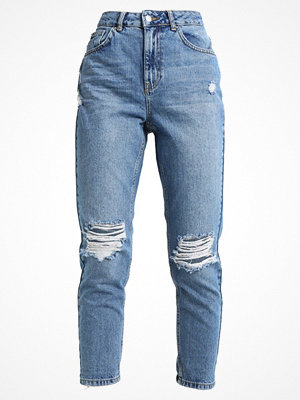 Topshop MOM Jeans relaxed fit mid denim