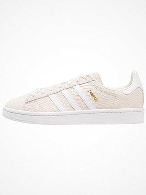 Adidas Originals CAMPUS Sneakers cream white/footwear white/gold metallic