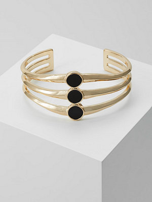 Topshop CAGE CUFF Armband goldcoloured