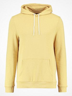 New Look BASIC HOODY Luvtröja yellow
