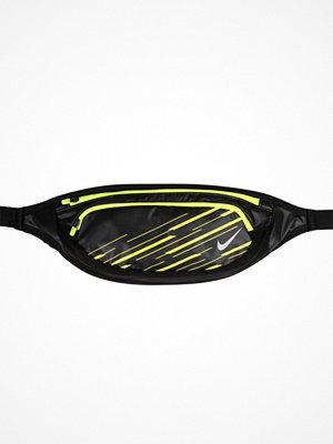 Nike Performance Axelremsväska black/volt/silver