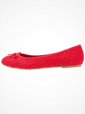 Anna Field Ballerinas red