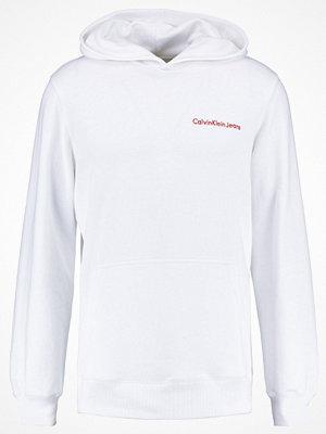 Calvin Klein Jeans HOROS 2 REGULAR POPOVER Luvtröja bright white