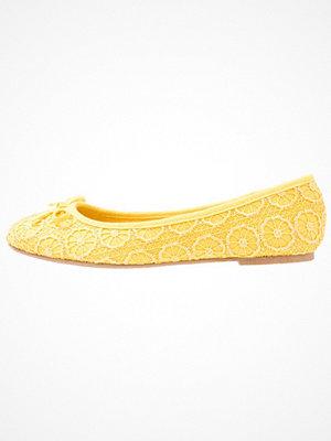 Anna Field Ballerinas yellow