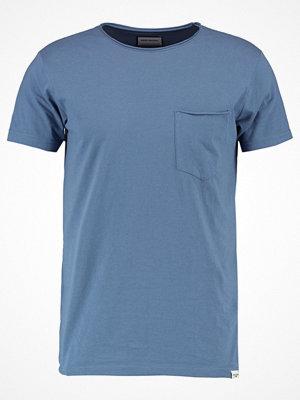 Shine Original DYED & WASHED OUT  Tshirt bas blue
